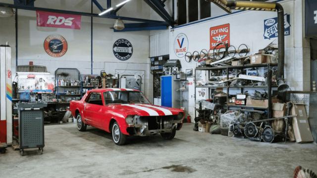 assurance garage auto